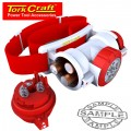 HEAD LIGHT 4 IN 1 TORCH TASK CAPSULE FLASH LIGHT WITH MAG HOLDER