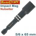 IMPACT NUTSETTER 5/16 X65MM MAG. BULK