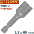 IMPACT NUTSETTER 3/8'X 65MM CARDED