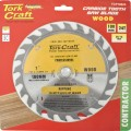 BLADE CONTRACTOR 180 X 24T 20/16 CIRCULAR SAW TCT