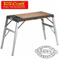WORK BENCH TWO-IN-ONE WORK STATION & STANDING PLATFORM